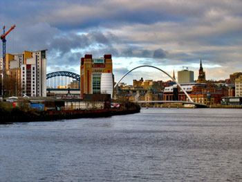 Newcastle River Tyne